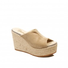 ESPADRİLLES WOMEN   FLASH VELOUR SUGHERO